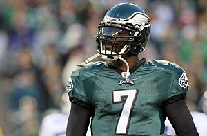 Michael Vick steals the show
