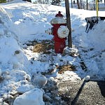 Keep That Fire Hydrant Clear