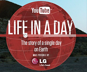 YouTube Life In A Day Promo