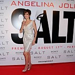 """Salt"" Paris Premiere - Photocall"