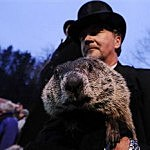 Punxsutawney Phil Saw His Shadow