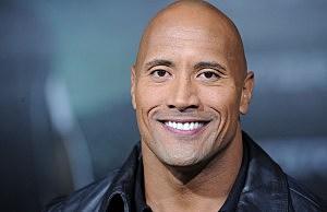 """""""The Rock"""" Dwayne Johnson"""
