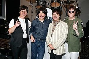 Rain  Beatles Tribute Band