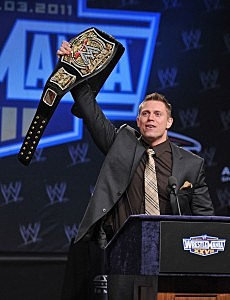 WWE Champ The Miz