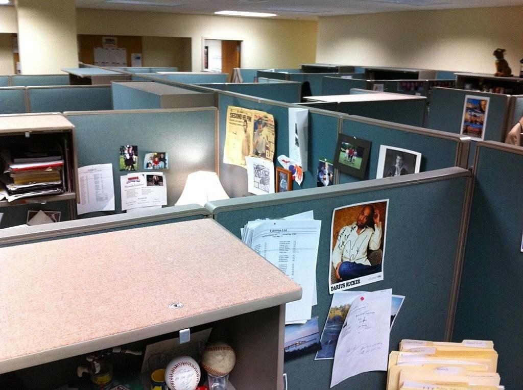 WGNA cubicles