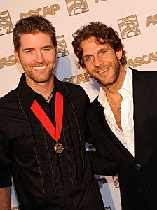 Josh Turner and Billy Currington