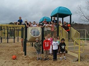 miller hill school playground