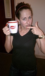 Cornell Mug