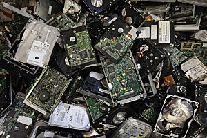 Electronics Scrap Recycling