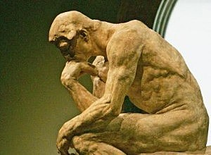 """The Thinker"""