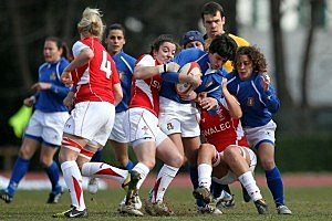 Women's Rugby Sets World Record