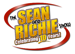sean and richie 10th logo