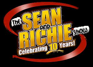 sean and richie 10th logo
