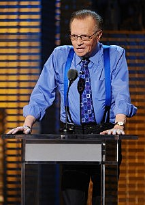 Larry King Comedy Central Roast Of Donald Trump