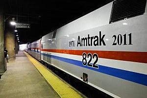 Amtrak Celebrates National Train Day 2011 - Washington DC