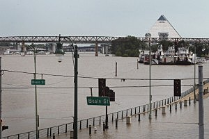 Ohio And Mississippi Rivers Cause Severe Flooding