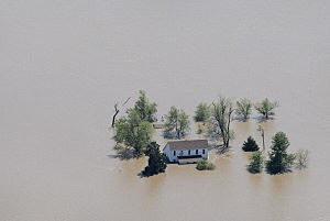 In Effort To Save Homes, Army Corps Blows Up Levee To Flood Farm Fields