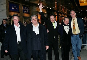 Michael Palin;Terry Jones;Eric Idle;Terry Gilliam;John Cleese