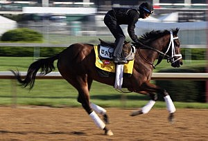 137th Kentucky Derby - Preview Day