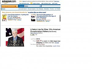 Newt Gingrich Book