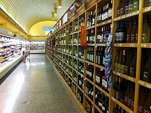 wine grocery store key largo