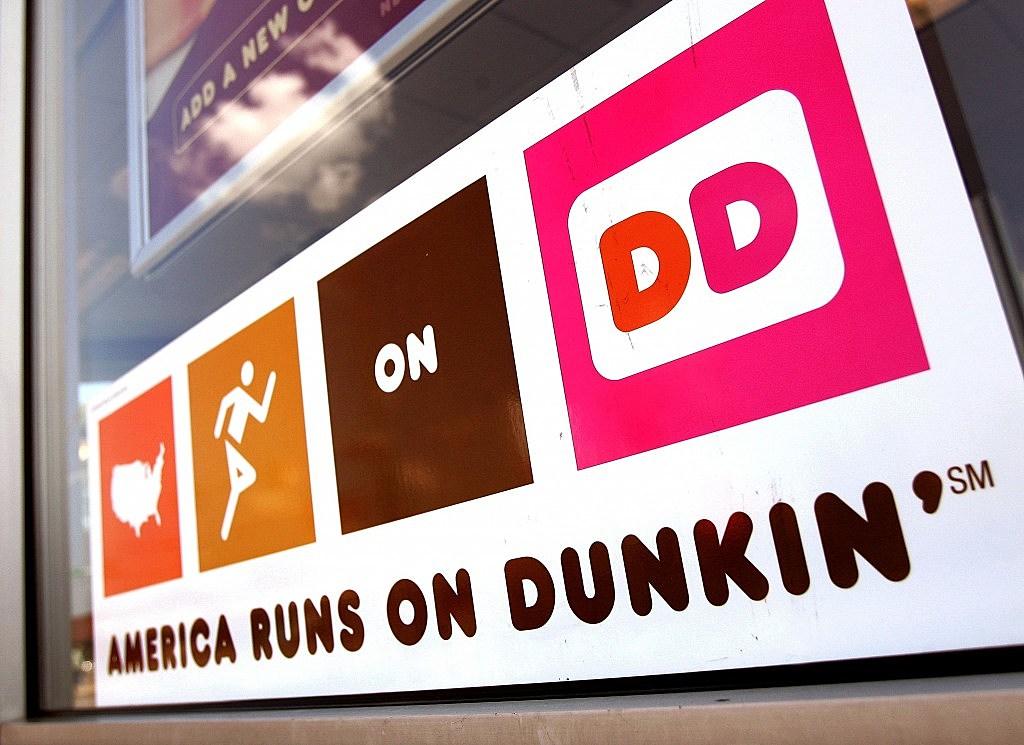 Dunkin' Donuts Coffee Coolatta