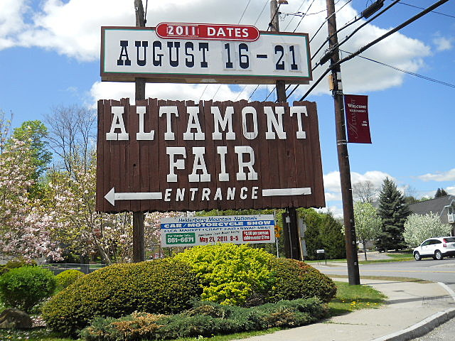 Countryfest at the Altamont Fairgrounds
