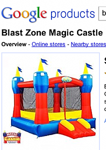 screen shot bounce house