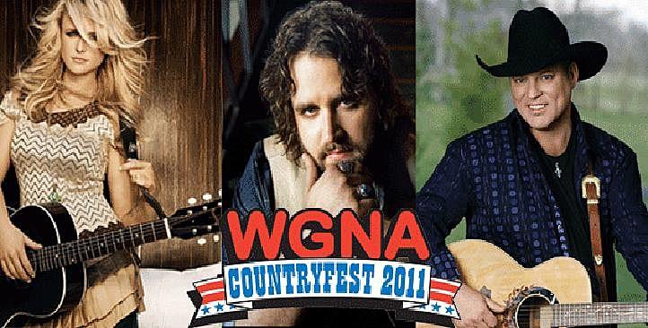 WGNA Countryfest 2011