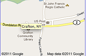 google maps grafton