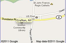 google maps grafton