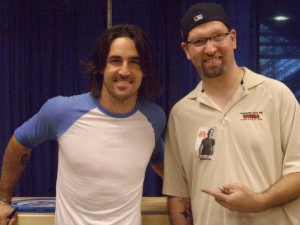 Scotts meet and greet experience with jake owen m4hsunfo