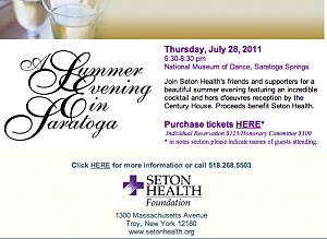 Screenshot Summer Evening in Saratoga