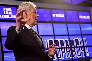 "Jeopardy!"" & IBM Man V. Machine Press Conference"