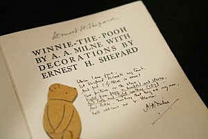 Original Winnie-the-Pooh Illustrations