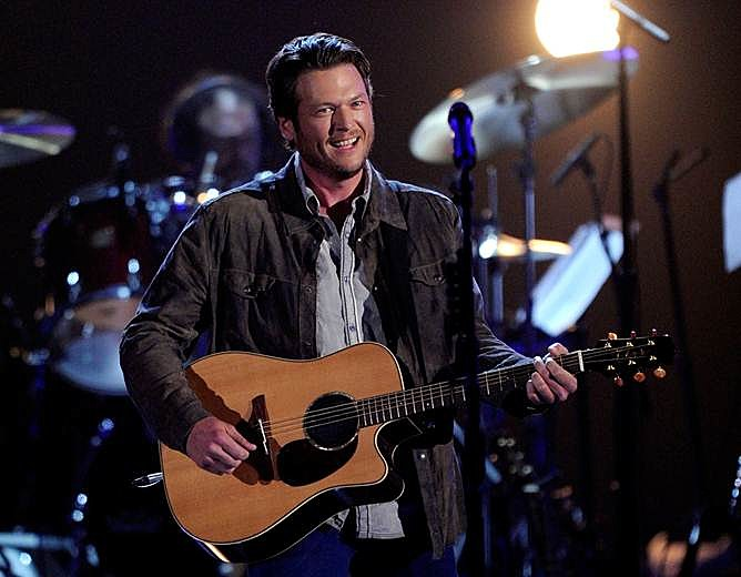 Enter to win a trip to see and meet Blake Shelton