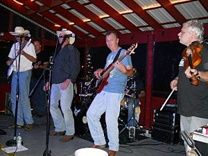 Back 40 Band At The Barge