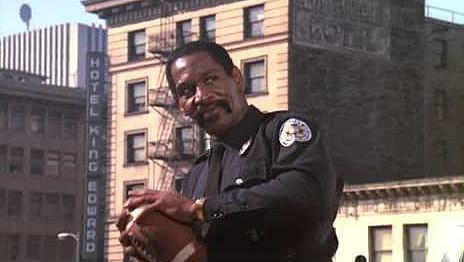 Bubba Smith - NFL - Police Academy