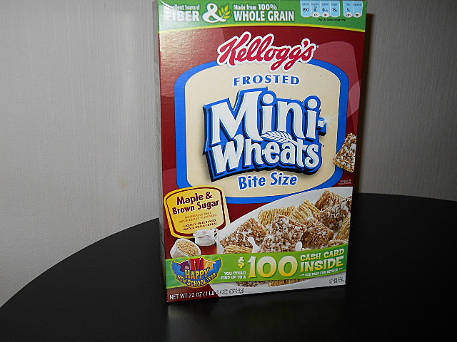 Frosted Mini – Wheats