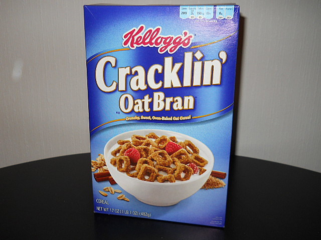 Cracklin' Oat Bran