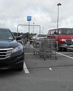 Shopping Cart Return