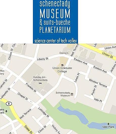 Schenectady Museum and Suits-Bueche Planetarium