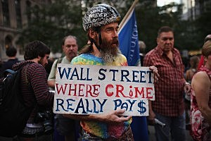 Occupy Wall Street Protest Continues Into Third Week