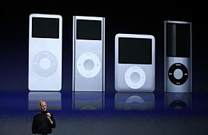 Steve Jobs  - Apple Introduces New Products