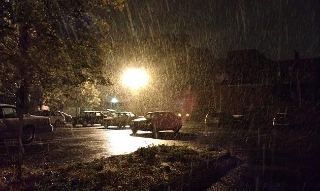 October 2011 Snowstorm, Troy NY