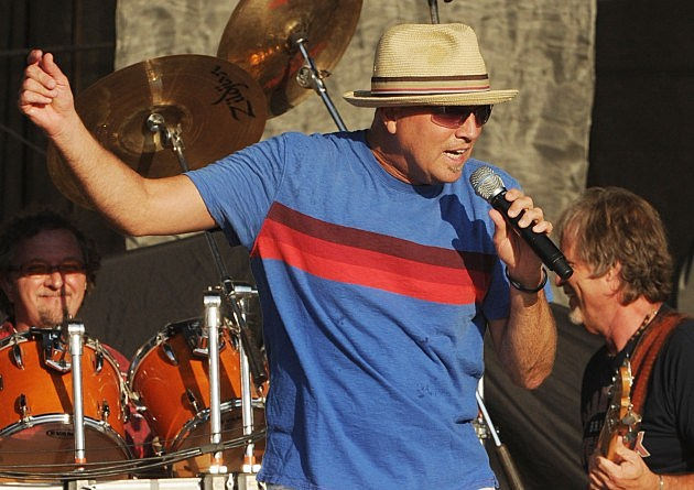 Mark Miller of Sawyer Brown
