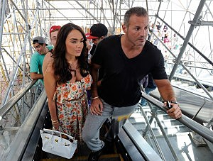 Tamara Ecclestone Sighting in Las Vegas
