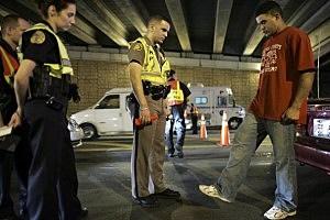 DWI Checkpoints