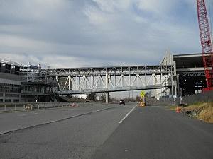 Bridge Over Washington Avenue Extension