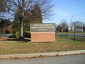Town Of Colonie Public Safety Center